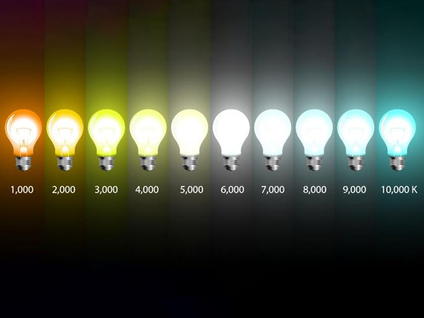 Gradi Kelvin Luce.Quale Colore Della Luce Utilizzare Lombardi Lampadari