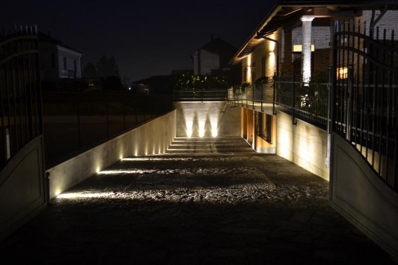 Illuminazione esterni alessandria lampadari lombardi luci esterno