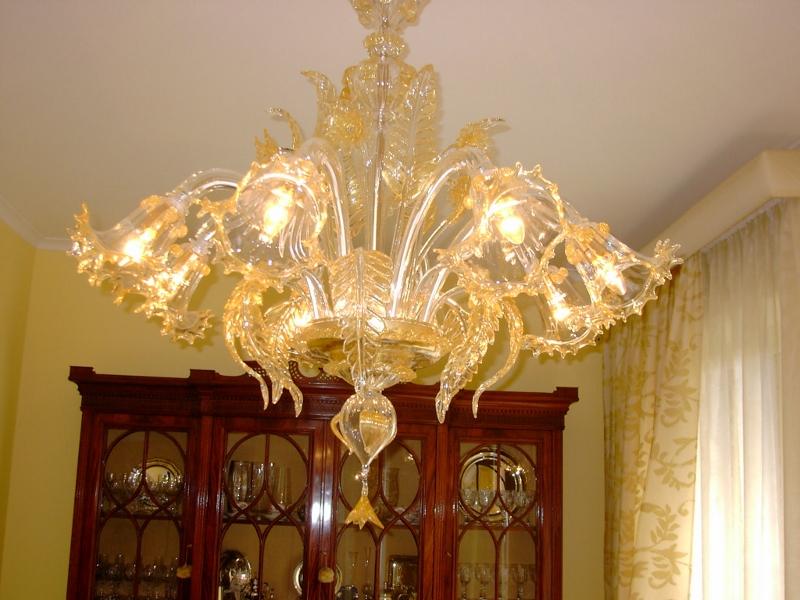 S · lampada a sospensione la murrina · luci e forme