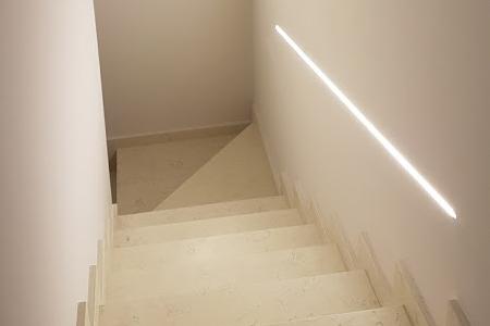 illuminazione-ufficio-luci-scala-tagli-luce-scala-Bentivegna