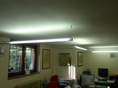 Neon Sospensione Per Ufficio.Progetti Di Illuminazione Lombardi Lampadari
