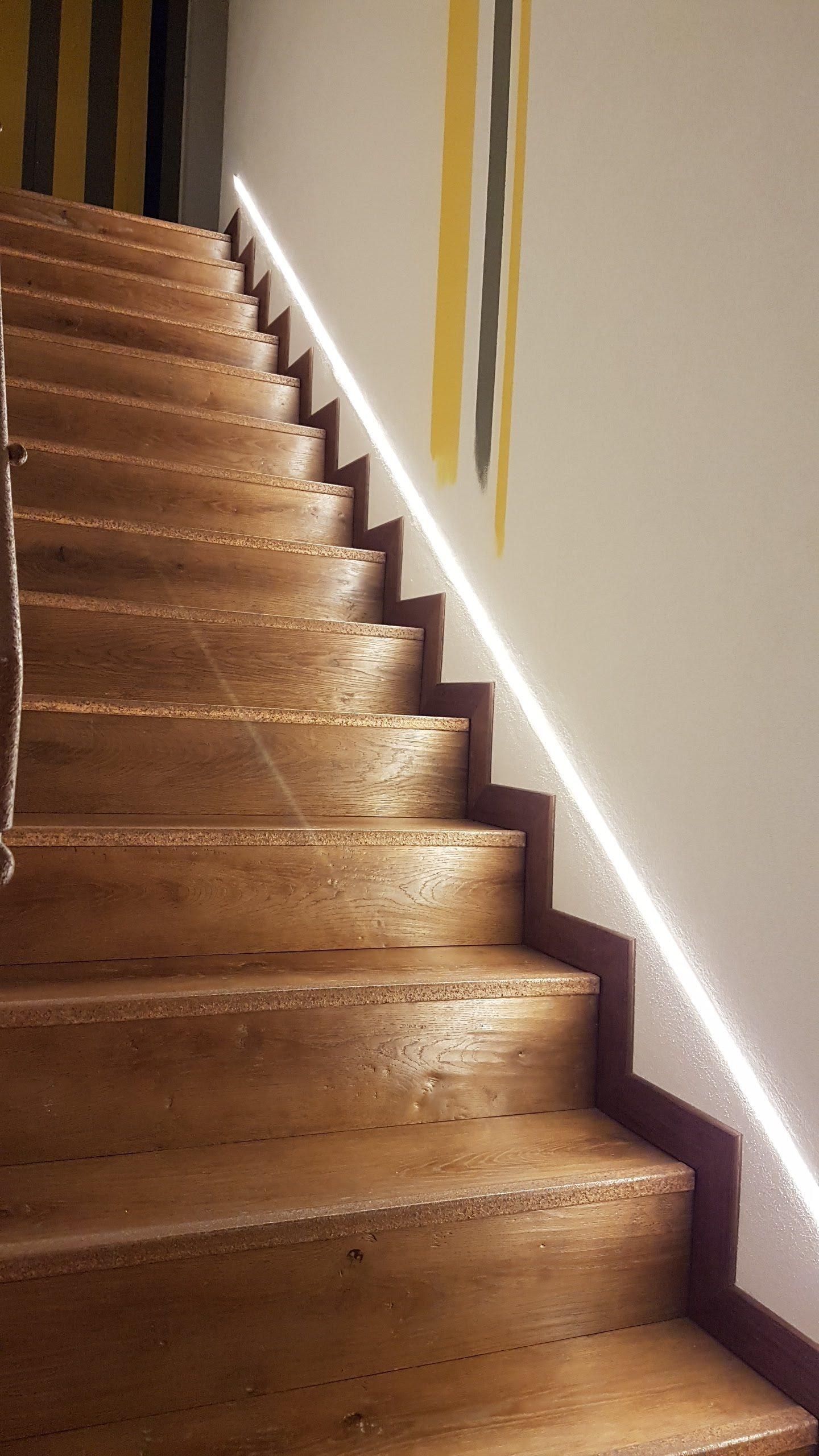 Sistemi Di Illuminazione A Led come illuminare le scale - lombardi lampadari