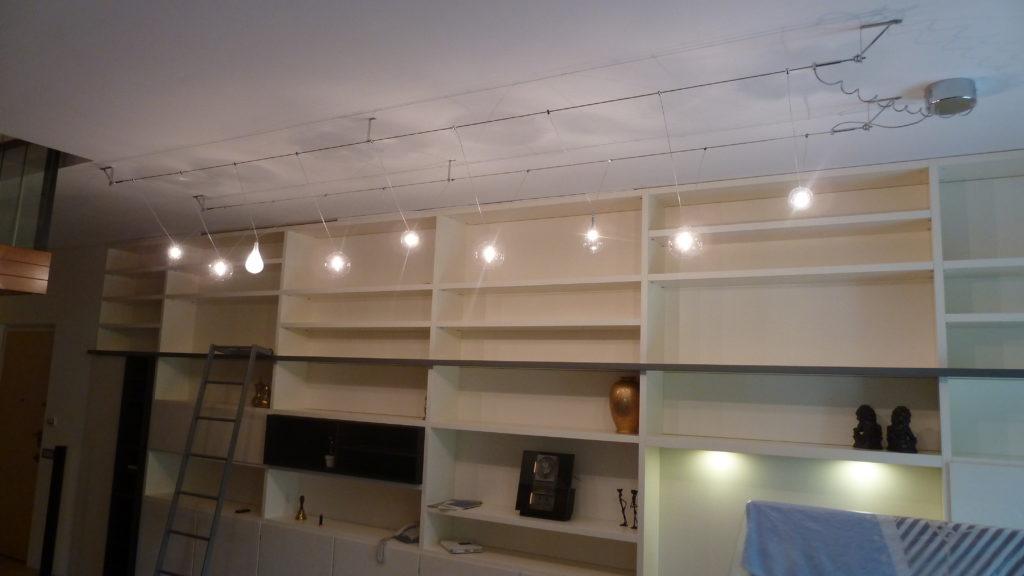 Ambientazioni salotto soggiorno lombardi lampadari